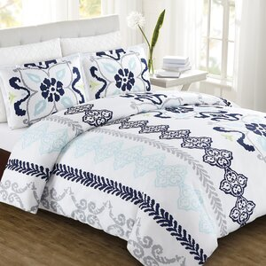 Zahara Duvet Cover Set