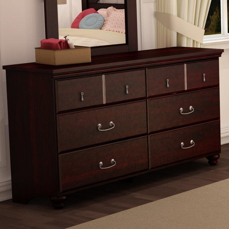 Le 6 Drawer Dresser