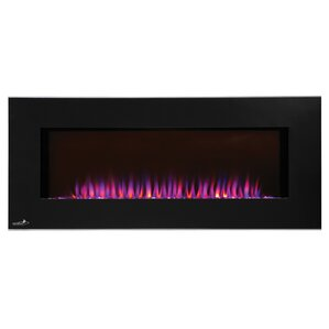 Azure Wall Mount Electric Fireplace Insert by Napoleon
