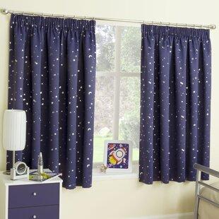 Swanson Room Darkening Thermal Curtains Set Of 2