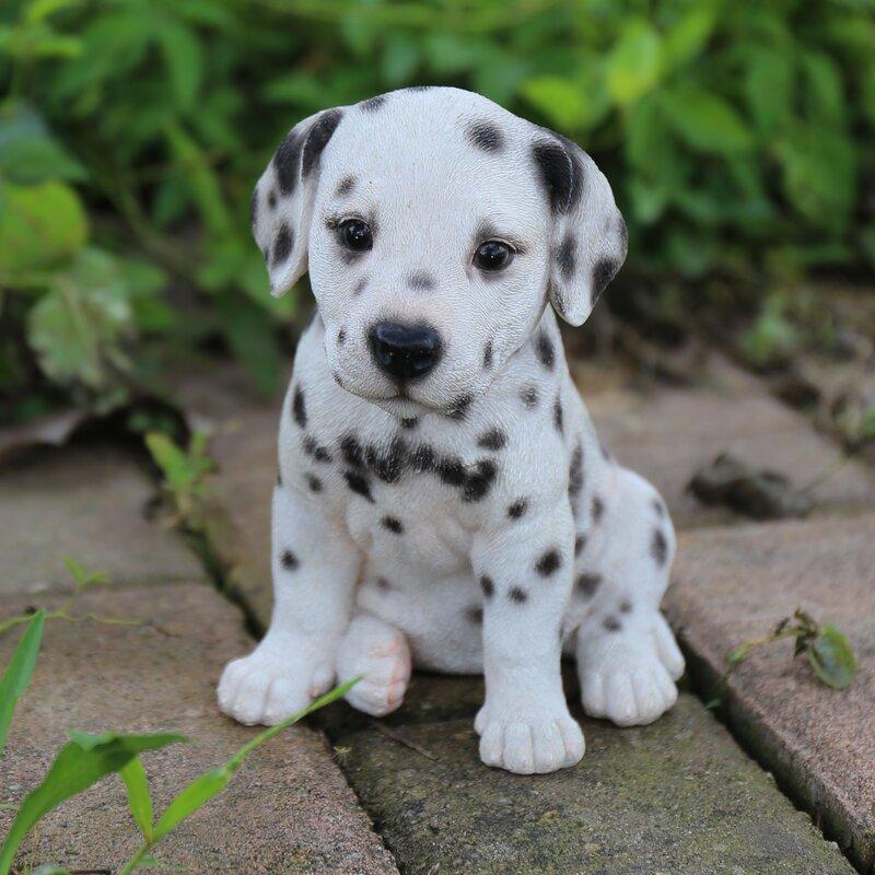 Hi Line Gift Ltd Dalmatian Puppy Statue Amp Reviews Wayfair