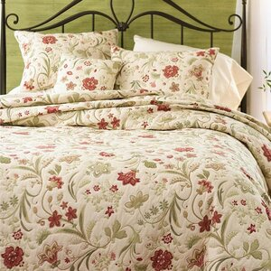Quilt/Coverlet Bedding Sets | Birch Lane : plum vine quilt - Adamdwight.com
