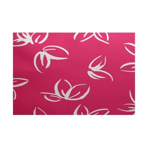 Neville Pink Indoor/Outdoor Area Rug