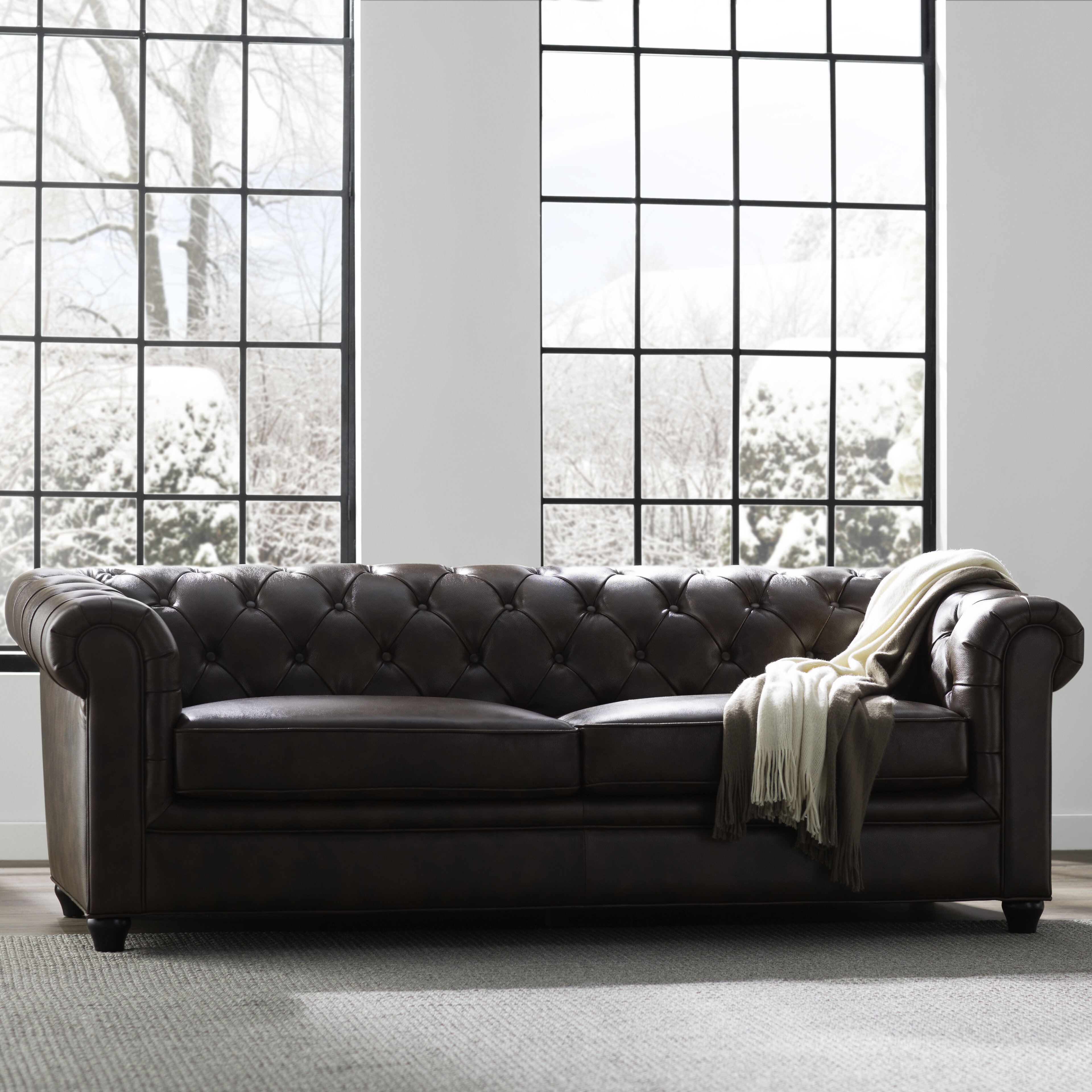 Superb Harlem Leather Chesterfield Sofa Interior Design Ideas Tzicisoteloinfo