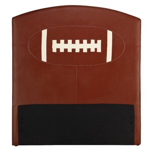All Star Football Twin Upholstered Kids Headboard by ACME Furniture