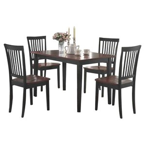 Red Barrel Studio Holcomb 5 Piece Dining Set