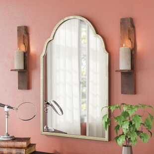 Arch Crowned Top Wall Mirrors You Ll Love Wayfair Ca