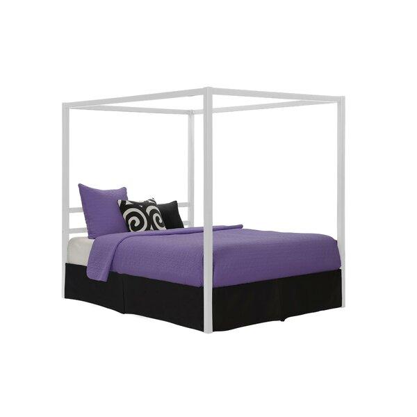 Modern Contemporary King Canopy Bed Frame Allmodern