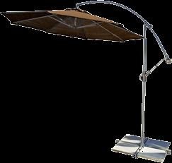 cantilever umbrellas - Patio Umbrellas