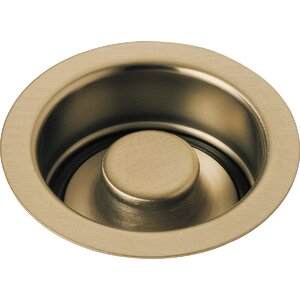Kitchen Disposal and Stopper Flange