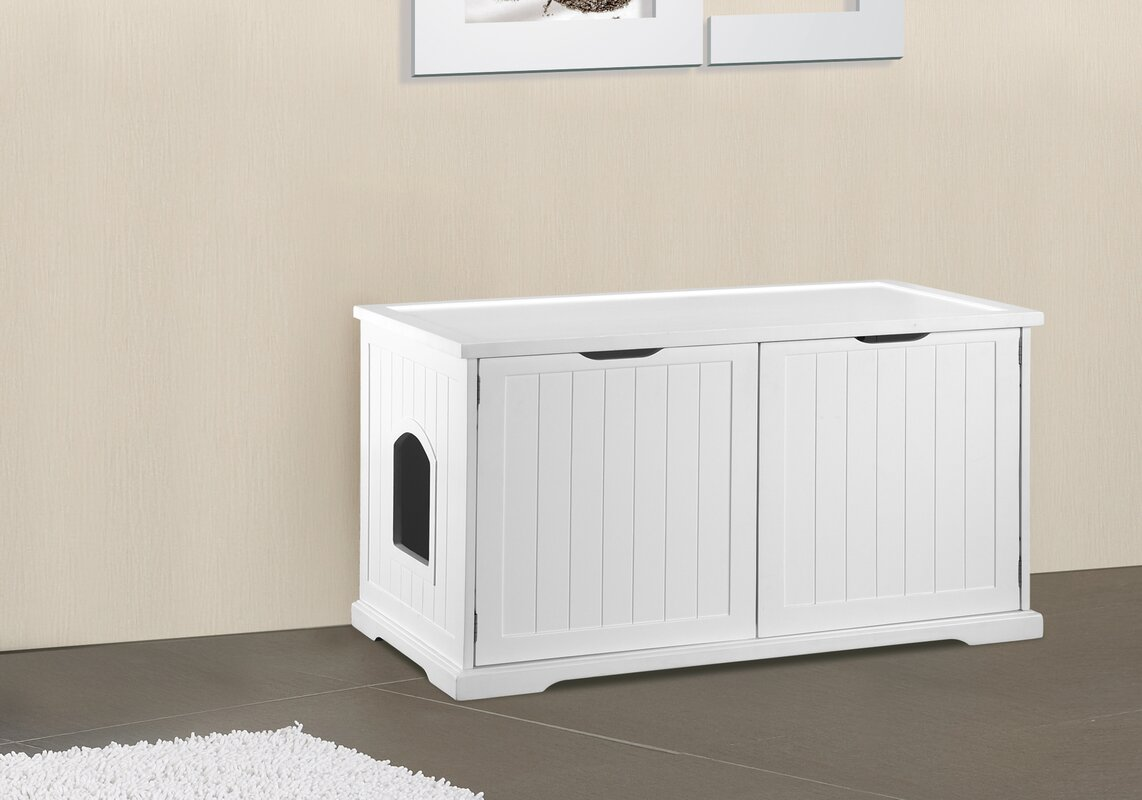 Kitty Litter Box & Merry Products Kitty Litter Box u0026 Reviews | Wayfair Aboutintivar.Com
