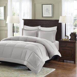 Duncan Microcell Down Alternative Reversible Comforter Mini Set