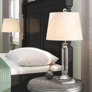 Crystal Table Lamps You Ll Love Wayfair
