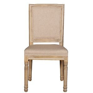 Filomena Vintage Upholstered Dining Chair..