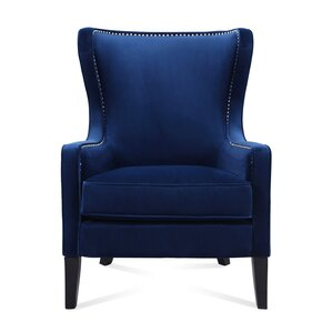 Devon Wingback Chair by Home by Sean & Cathe..