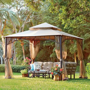 Backyard Gazebo gazebo for deck | wayfair