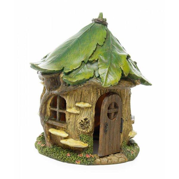 Wayfair Garden Statues: Marshall Home Garden Woodland Knoll Fairy Forest House