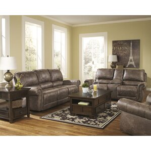 Evansville Configurable Living Room Set by Signature Design by Ashley