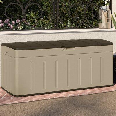 Plastic Deck Boxes Amp Patio Storage You Ll Love Wayfair Ca
