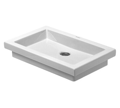 Bathroom Sinks Above Counter duravit 2nd floor above counter vanity basin rectangular vessel