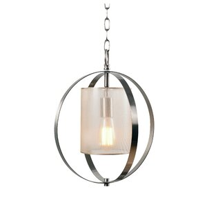 Tham 1-Light Globe Pendant