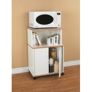 Microwave Cart by Mylex