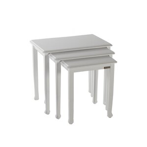 3 Piece Nesting Tables by Winport Industries