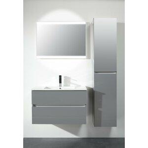 Belfry Bathroom 80 cm Wandmontierter Wandtisch C..