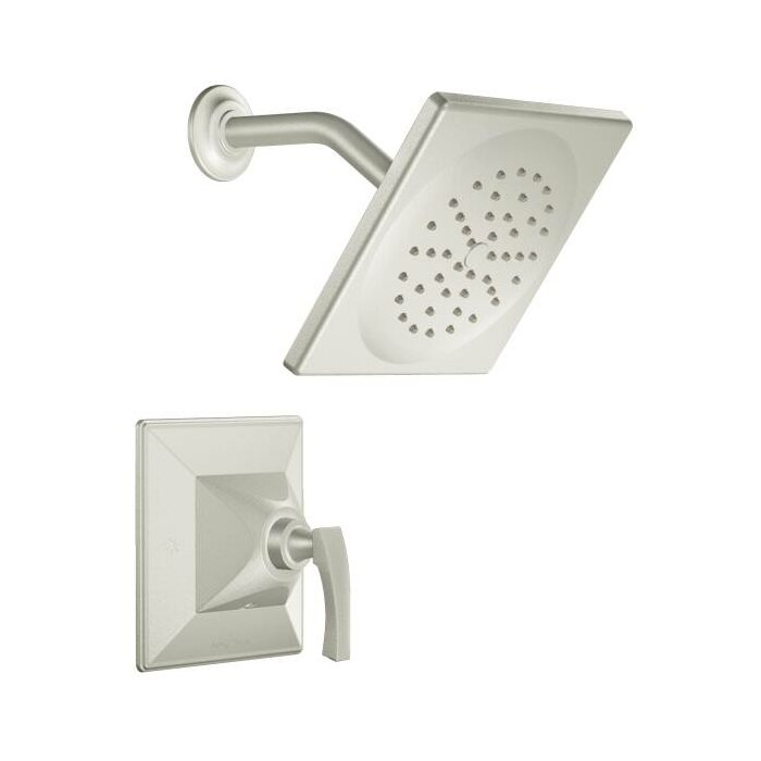 Moen Divine Posi-Temp Shower System with Posi-Temp & Reviews ...