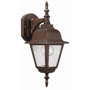 Maple Street 1-Light Outdoor Wall Lantern