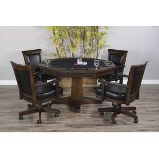 Bonin Solid Wood Dining Table