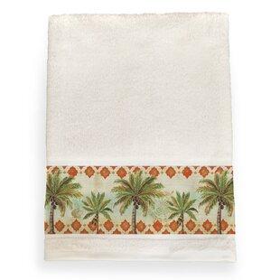 Palm 100 Cotton Bath Towel