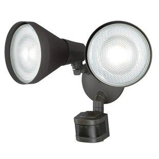 Modern contemporary outdoor motion sensor lights allmodern save aloadofball Choice Image