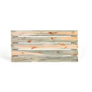 Slat Headboard By Ghost River Furniture