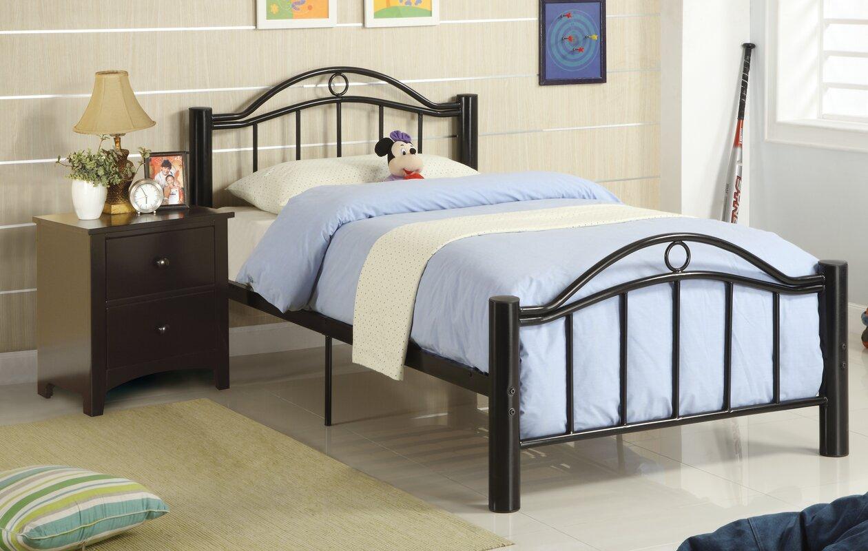 A J Homes Studio Luna Slat Bed Reviews