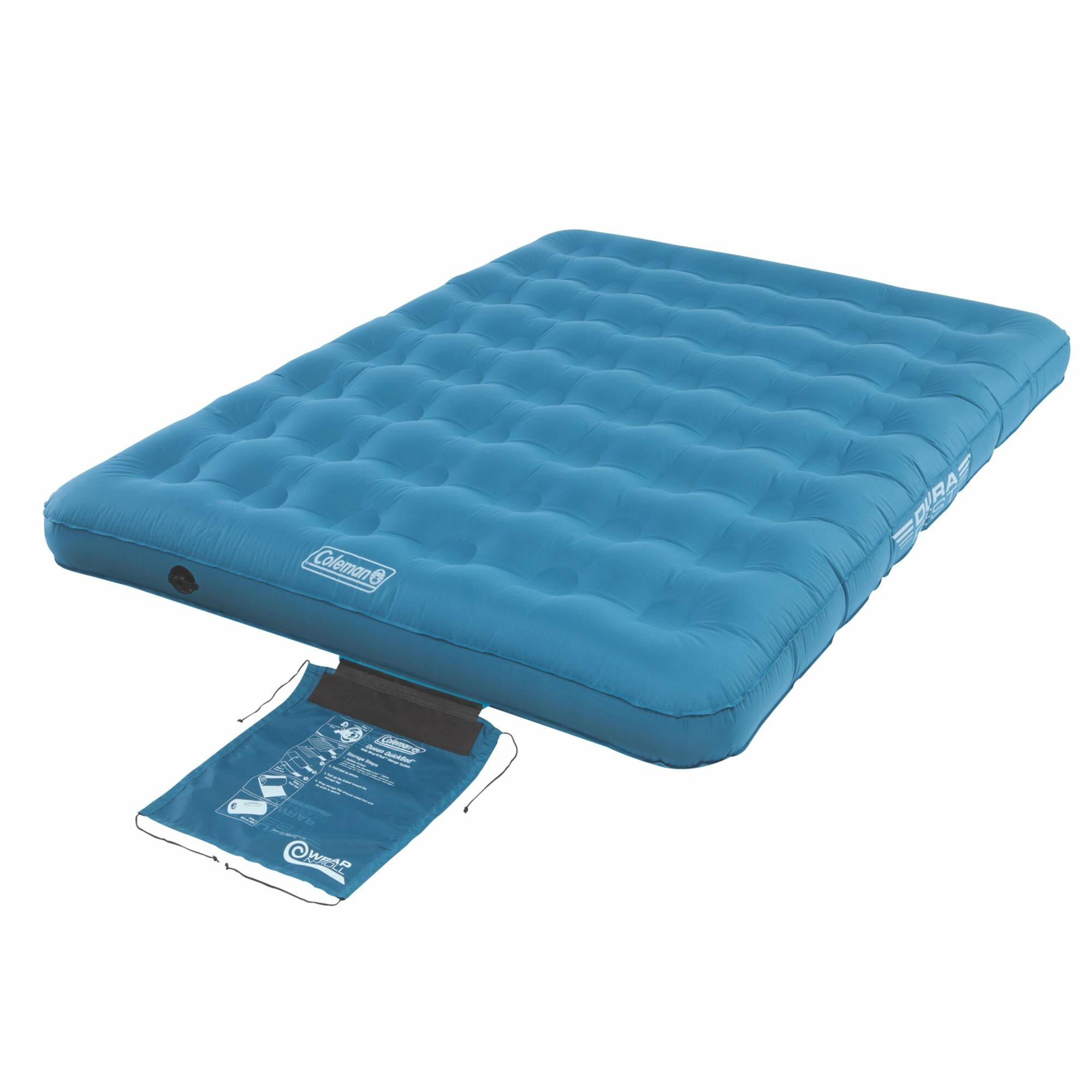 with high aerobed double air wid twin pump hei in rollaway built mattress r rollerbed