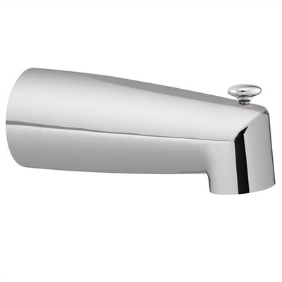 Moen Moen® Wall Mount Diverter Tub Spout Trim | Wayfair