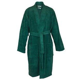 Kimono 100% Cotton Terry Cloth Bathrobe 9a19903c3