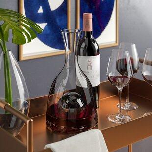 Beau Chance Visual 48 Oz. Wine Decanter