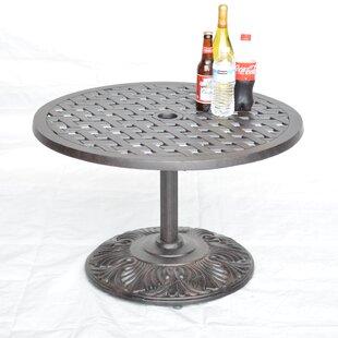 Nola Metal Side Table