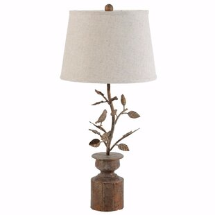Keyesport Nature Inspired Bird 32 Table Lamp
