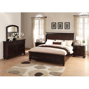 King 5 Piece Bedroom Set | Wayfair