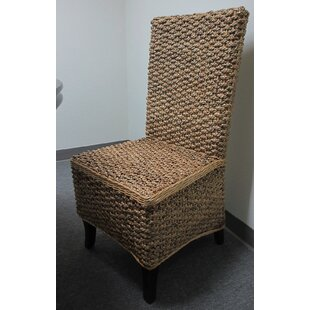 Woven Seagrass Side Chairs Wayfair