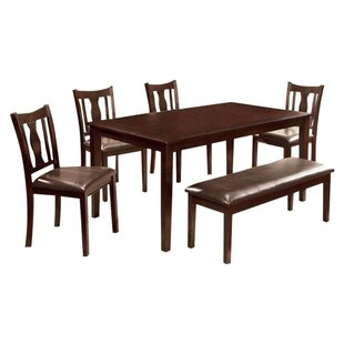 Krupp 6 Piece Dining Set