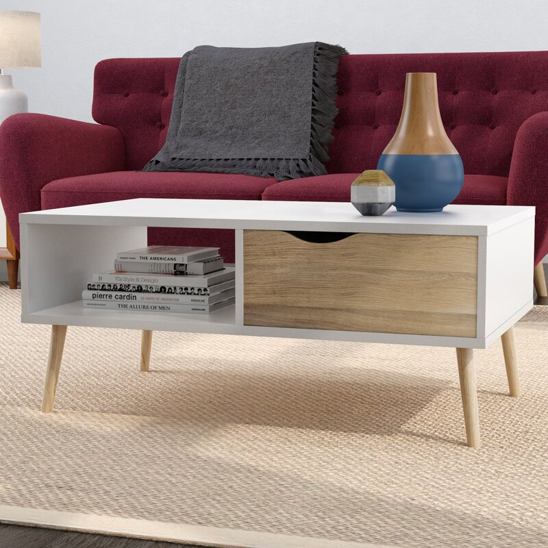 Zephyr Coffee Table & Reviews