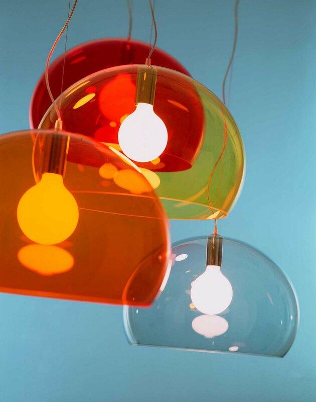 Fl Y 1 Light Suspension Bowl Pendant Amp Reviews Allmodern