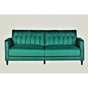 Dark Green Sofa | Wayfair