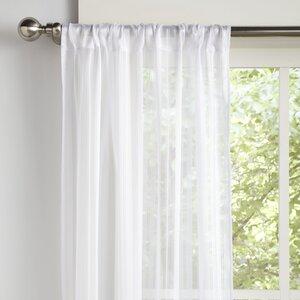Groveland Sheer Curtains (Set of 2)