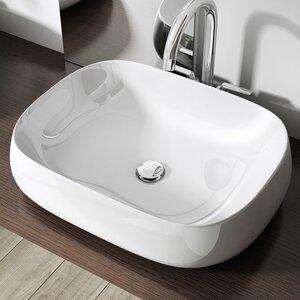 Belfry Bathroom 38 cm Aufsatz-Waschbecken Brüssel