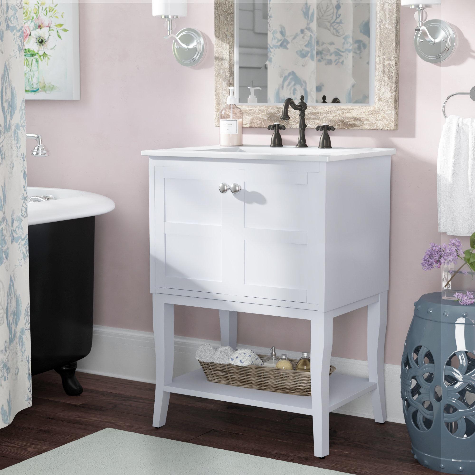 Genial Rustic Chic Bathroom Vanities | Wayfair